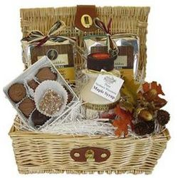 Father's Day Breakfast Gift Basket