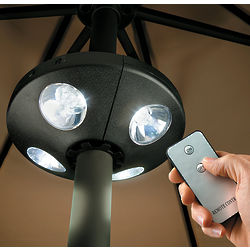 LED Patio Umbrella Light with Remote Control