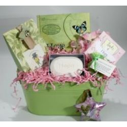 Hope in a Tote Gift Basket