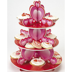 Valentine's Day Cupcake Holder