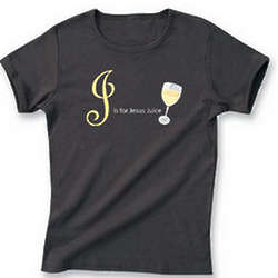 J is for Jesus Juice T-shirt