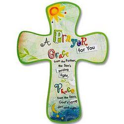 A Special Prayer for You Cross