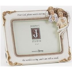 Dear God, Watch Over Me Photo Frame