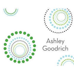 Personalized Great Pattern Note Cards