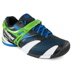 Men's Propulse 3 Green Tennis Shoes