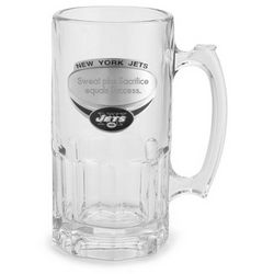 New York Jets Moby Beer Mug