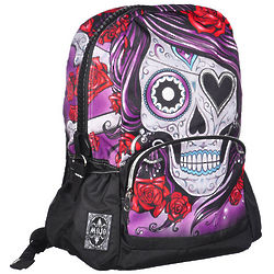 Skull & Roses Backpack