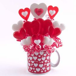 Hearts and Hugs Valentine's Candy Gift