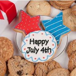 4th of July Gourmet Cookie Box