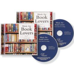 Music For Book Lovers CD Set of Gentle Classics for Reading