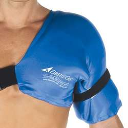 Physical Therapist's Hot/Cold Shoulder Wrap