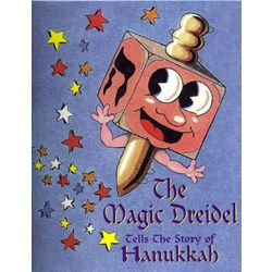 The Magic Dreidel Personalized Children's Book