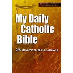 My Daily Catholic Bible