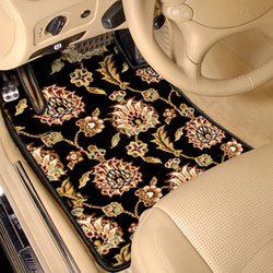 Oriental Carpet Floor Mats