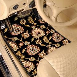 Oriental Carpet Floor Mats