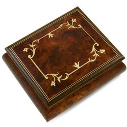 Classic Musical Jewelry Box