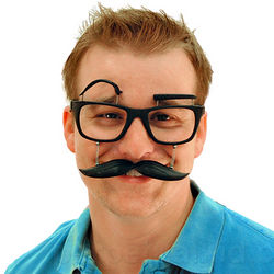 Moustache and Eyebrows Glasses