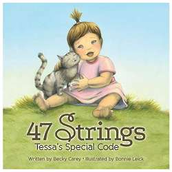 47 Strings Tessa's Special Code Children's Book