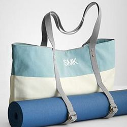 Yoga Mat and Tote Bag