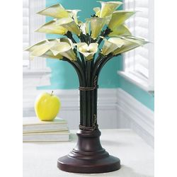 Calla Lilies Accent Lamp