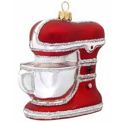 Stand Mixer Christmas Ornament