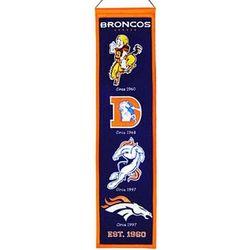 Denver Broncos Heritage Banner