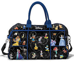 Relive the Magic Women's Disney Character Weekender Tote Bag