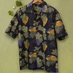 Men's Cotton Vineyard Shirt