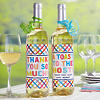 Personalized Wine Bottle Labels For Host and Hostess