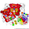 Kid's Bingo Bears Game