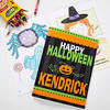 Personalized Halloween Coloring Book