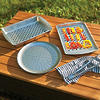 Grill Sensations 3-Piece Grill Pan Set
