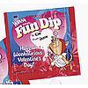 Wonka Lik-m-aid Fun Dip Valentine Card Kit
