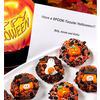 Halloween Belgian Chocolate Covered Oreo Cookies
