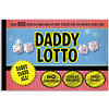 Daddy Lotto Scratch and Win Cards