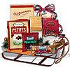 Dashing Through the Snow Christmas Gift Basket