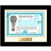 Tiffany Stock Certificate