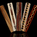Beautiful Wood Bookmarks