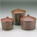 Hand-crafted Copper Boxes