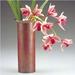 """""""FLW"""" Copper Vase 9"""" high"""