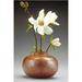 """""""Gourd"""" Copper Vase"""