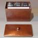 Copper Recipe Box