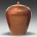 Copper Acorn Box