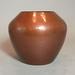 Copper Acorn Vase
