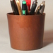 Copper Pencil Cup