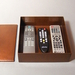 Copper TV Remotes Box
