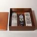Copper Box for TV Remotes