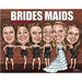 Bridesmaid Caricature
