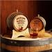 Customized Whiskey Barrel