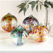 Tree Glass Globes